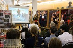 Встреча поколений по случаю Сталинградской Победы