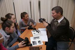 Фотокружок «КлюФ» приглашает на бюджетное отделение