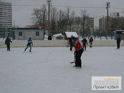 Все желающие могут принять участие в хоккейном турнире