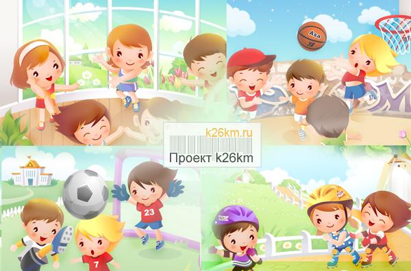 Развивающие игры для детей ООО СКАЗЗЛ ГРАД ВКонтакте 5