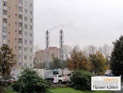 В Московском начали включать отопление