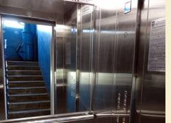 Замена лифтов в домах 8 и 42