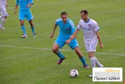 «Росич» вышел в ¼ кубка Москвы