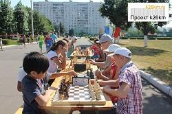 В Московском начались занятия по разным видам спорта