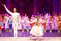 Балет «Золушка» снова на сцене ДК