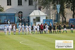 «Росич» уступил в финале Кубка Москвы