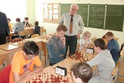 Стартуют турниры по шахматам и шашкам