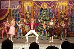 Балет «Щелкунчик» вновь ждёт зрителей в ДК