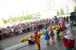 Флешмоб «Начни здоровое лето» пройдёт на площади