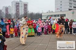 В Московском пройдёт флешмоб «Весенняя ПОДзарядка»