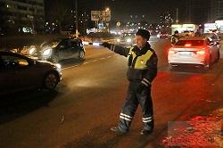 Сотрудники ОБ выявят пьяных водителей