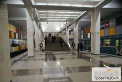 В новогоднюю ночь метро работает круглосуточно