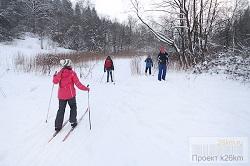 В Московском стартовал лыжный сезон