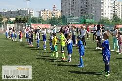 На стадионе состоятся «Весенние забавы»