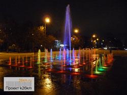 Когда в Московском включат фонтаны?