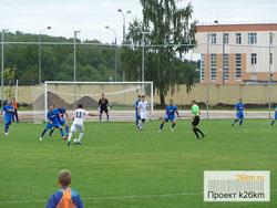 «Росич» победил в 1-м матче Первенства по футболу-2017