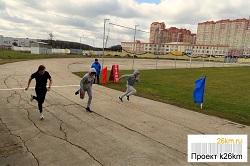 1-й этап Спартакиады прошел в Московском