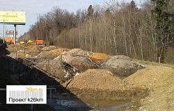Территорию Московского очистят от мусора
