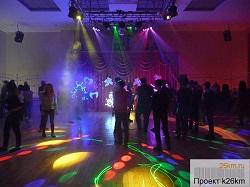 В ДК пройдёт вечеринка Friday's Party Black Night