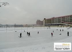 Лучшая площадка для массового катания в Московском