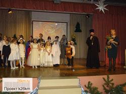 В школе №2065 пройдёт рождественское представление