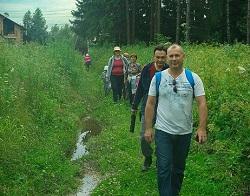Прогулка по окрестностям Филимонок