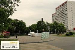 Благоустройство бульвара №1 города Московского