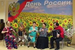 Концертная программа «Ложкарей» и «Играй гармонь»