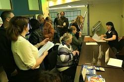 Мини-ярмарку вакансий посетили 116 человек