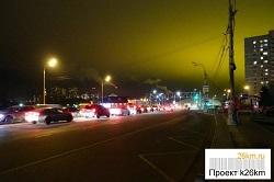 На улице Атласова включили светофор