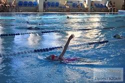 Пловцы Московского заняли призовые места