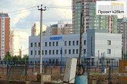 Новое здание полиции откроется в ноябре 2017 года