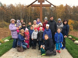 В Граде открылась воскресная школа