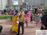 Празднование Дня города в Московском (1 часть)