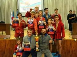 Команда СК «НАРД» завоевала 1 место на турнире