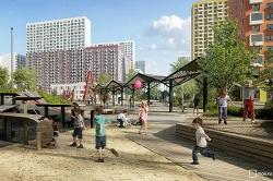 В пос. Московский планируется оборудовать необычную детскую площадку