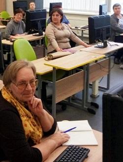 Проект «Московское долголетие» стартовал в школе №2120