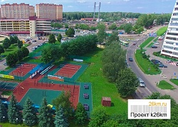 Новая улица появилась на карте Московского