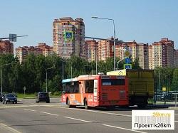 Изменилось время начала движения автобуса №420