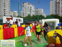 День физкультурника пройдёт в Московском
