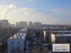 В Москву пришли крещенские морозы