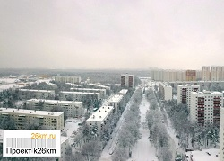 МГТС предоставляет услуги жителям Московского