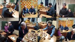 Ко Дню защитника Отечества прошли турниры по шахматам и шашкам