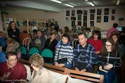 Состоялась встреча с писателем Шамилем Идиатуллиным