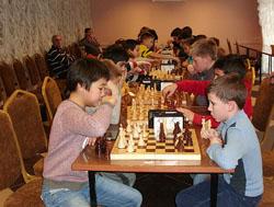 Состоится турнир по шахматам