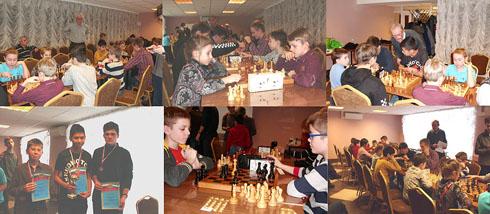 В Московском прошли турниры по шахматам и шашкам