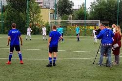 ФК «Росич» покажут по Первому каналу
