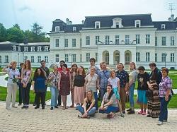 Участники блог-тура посетили усадьбу Вороново и храмы