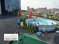 Состоится торжественное открытие проекта «Крыша»