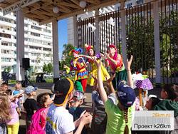 В Московском пройдут мероприятия ко Дню защиты детей
